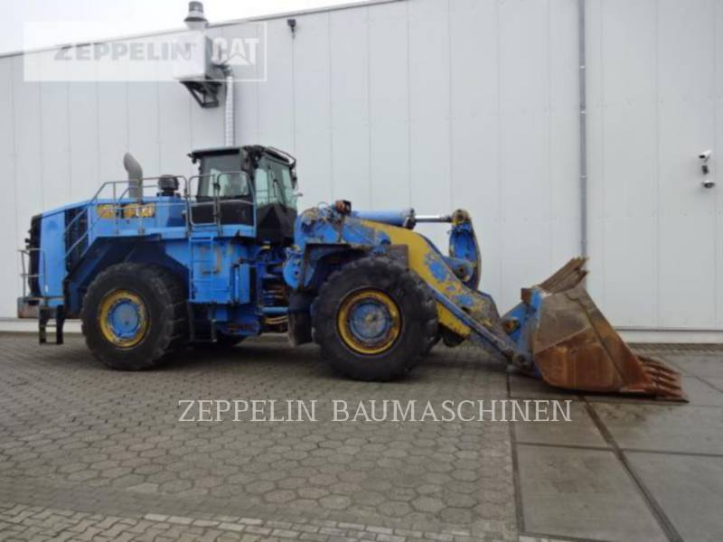 CATERPILLAR RADLADER/INDUSTRIE-RADLADER 988K equipment  photo 7