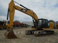 Equipment photo CATERPILLAR 329E 10 KETTEN-HYDRAULIKBAGGER 1
