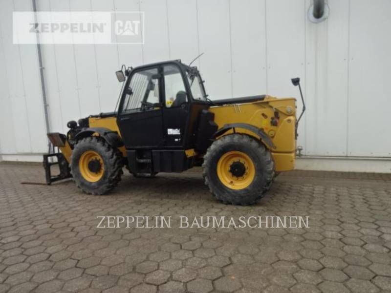 CATERPILLAR TELEHANDLER TH417CGC equipment  photo 2