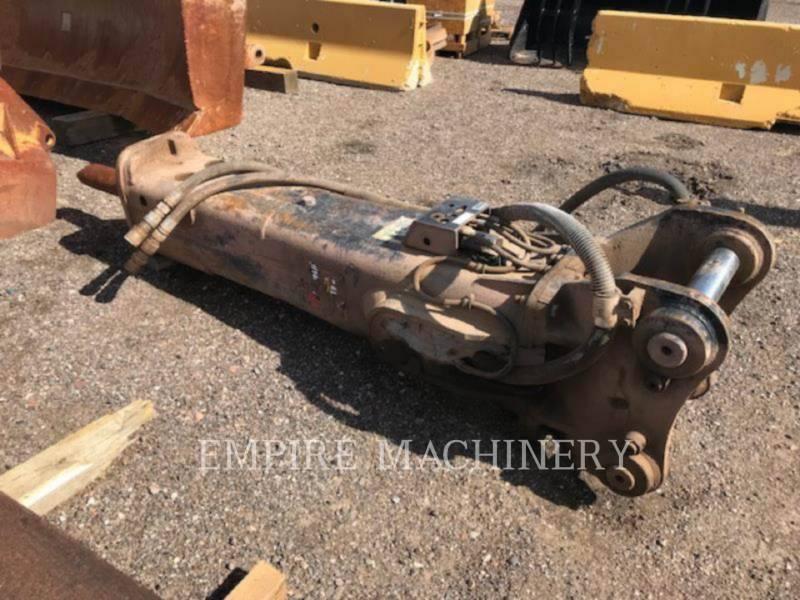 CATERPILLAR  HAMMER H140DS equipment  photo 3