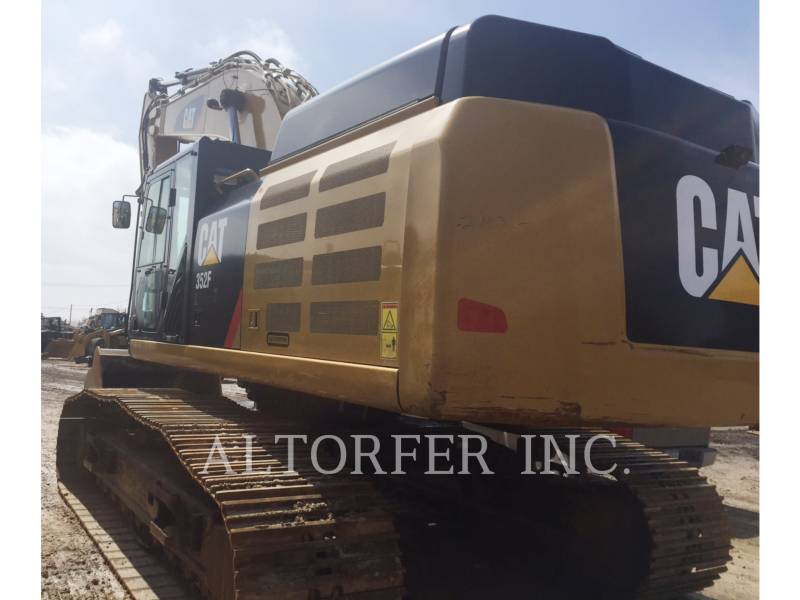 CATERPILLAR PELLES SUR CHAINES 352FL equipment  photo 6