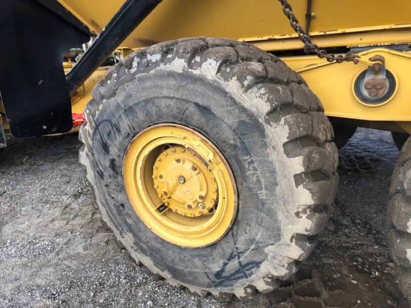 CATERPILLAR DUMPER ARTICOLATI 735 C equipment  photo 18