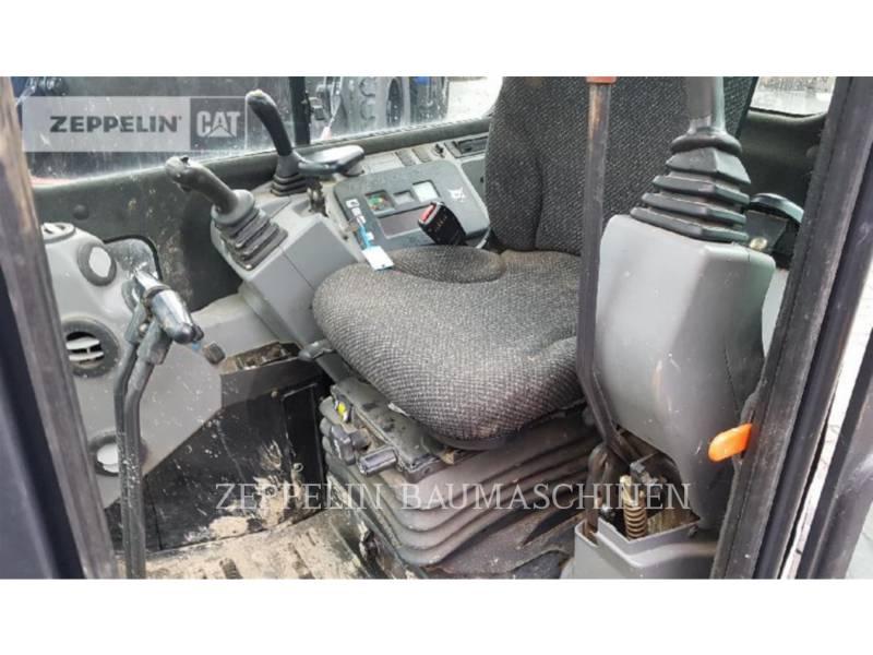BOBCAT KETTEN-HYDRAULIKBAGGER E35 equipment  photo 9