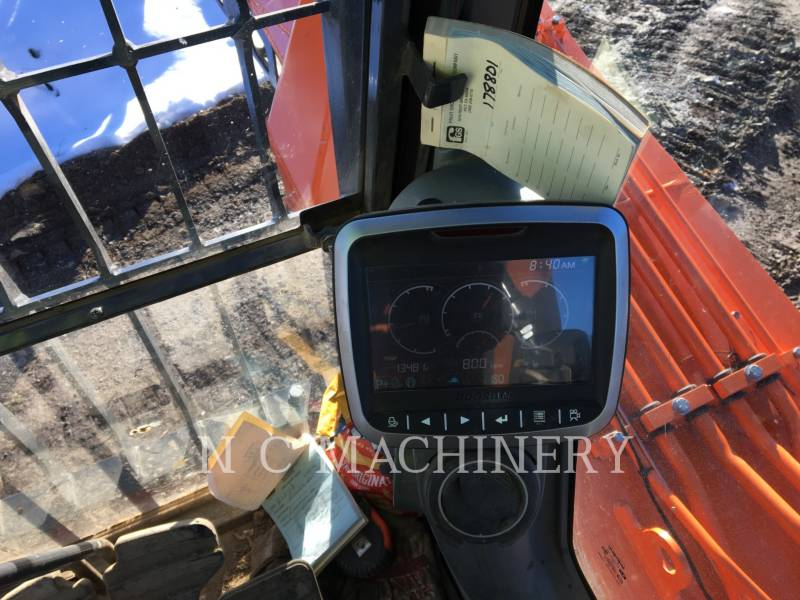 DOOSAN INFRACORE AMERICA CORP. MACCHINA FORESTALE DX300LL equipment  photo 13