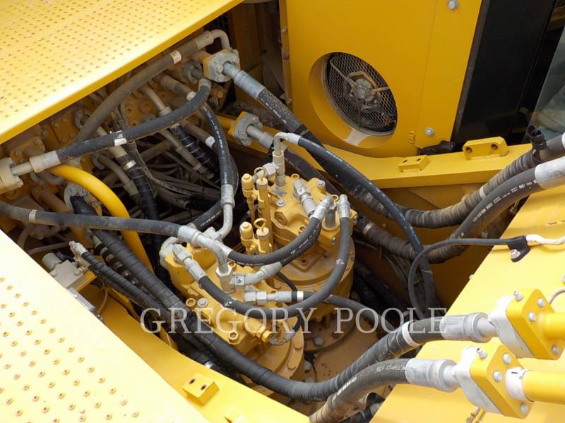 CATERPILLAR TRACK EXCAVATORS 349E L equipment  photo 16