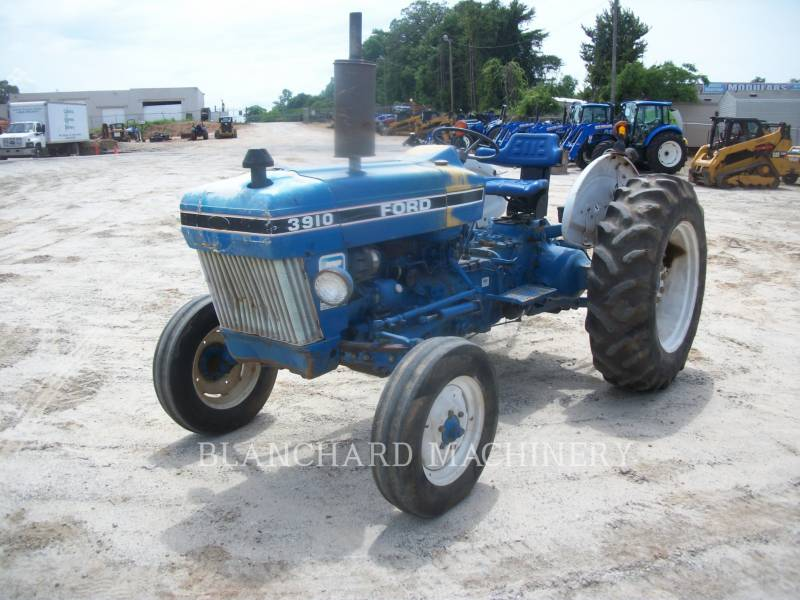 FORD AG TRACTORS 3910 equipment  photo 2