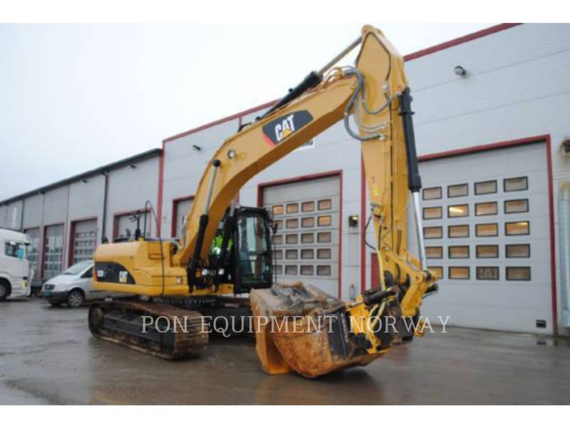CATERPILLAR EXCAVADORAS DE CADENAS 323DL equipment  photo 6
