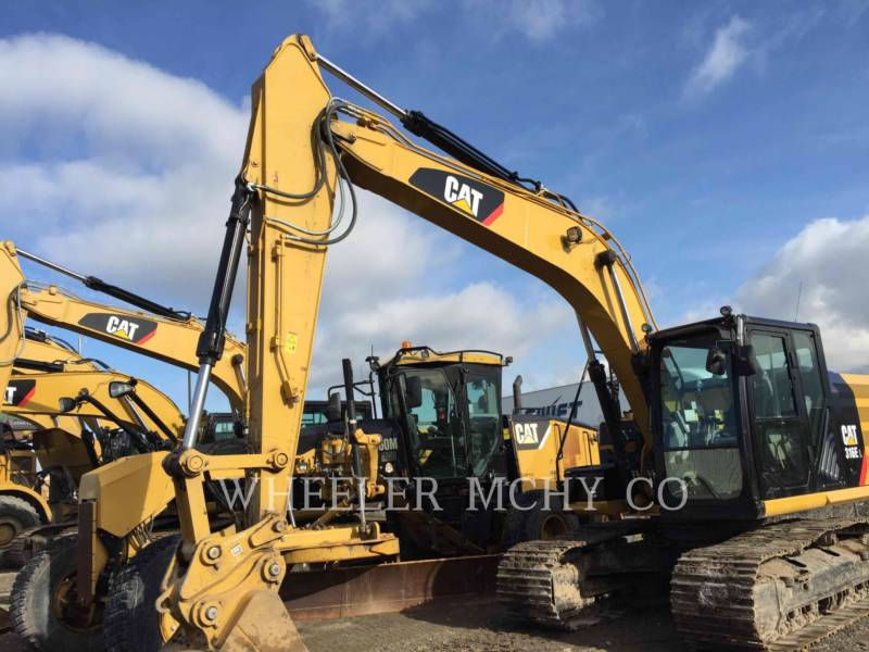 CATERPILLAR PELLES SUR CHAINES 316E L CF equipment  photo 1