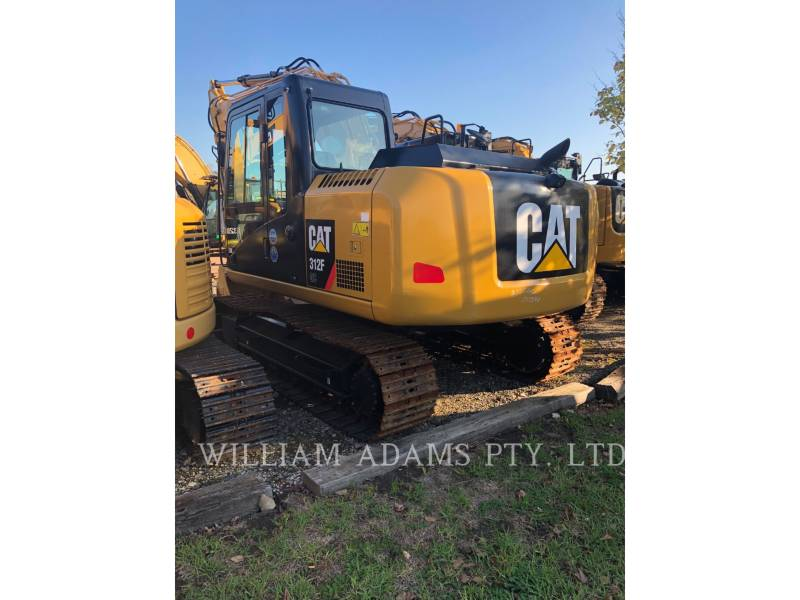 CATERPILLAR EXCAVADORAS DE CADENAS 312 equipment  photo 4