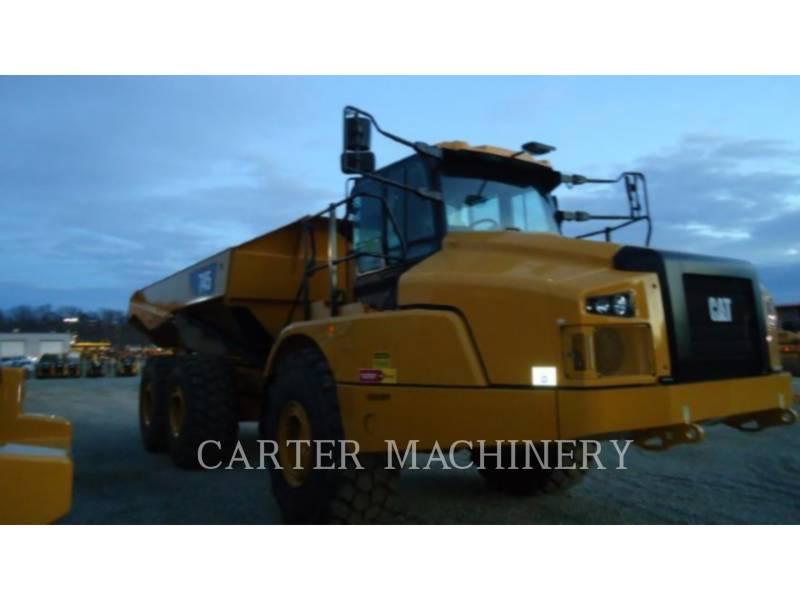 CATERPILLAR CAMIONES ARTICULADOS 745 equipment  photo 1