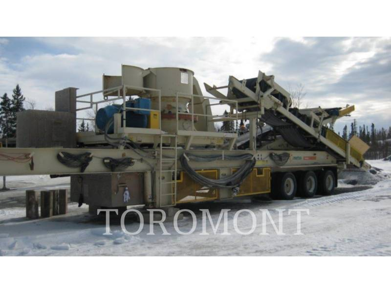 METSO CONCASOARE P300GP-IOC equipment  photo 2