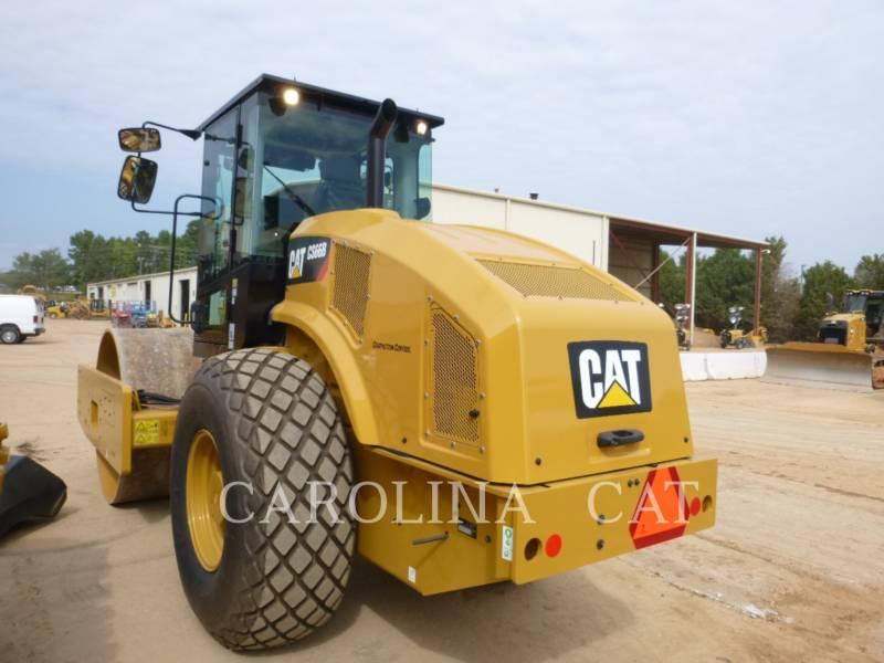 CATERPILLAR COMPACTADORES DE SUELOS CS 66 B equipment  photo 4