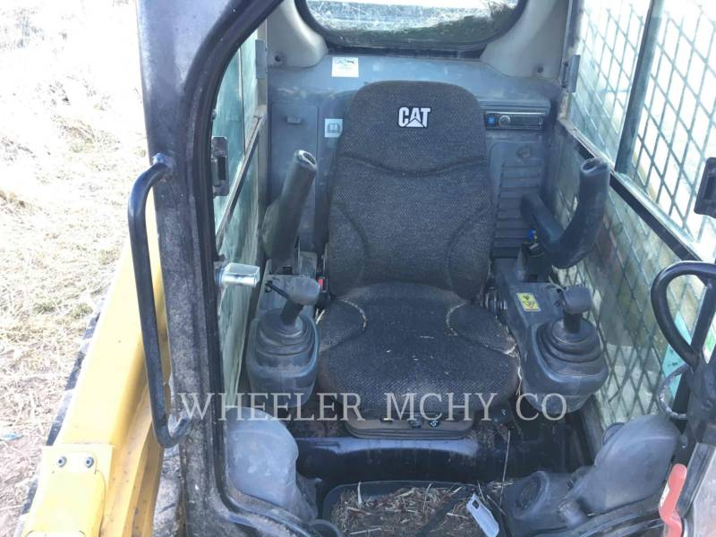 CATERPILLAR MULTI TERRAIN LOADERS 279D C3 HF equipment  photo 10