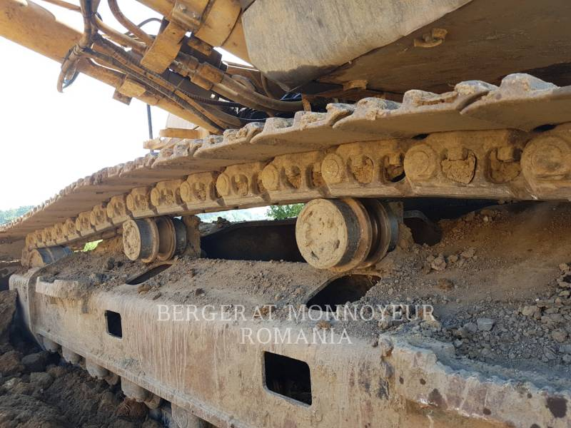CATERPILLAR KETTEN-HYDRAULIKBAGGER 325CLN equipment  photo 6