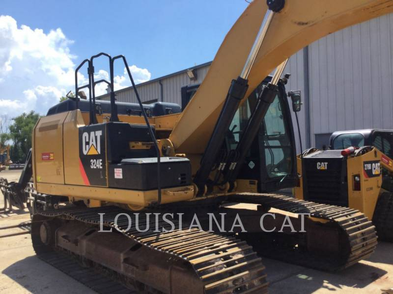 CATERPILLAR RUPSGRAAFMACHINES 324EL equipment  photo 1