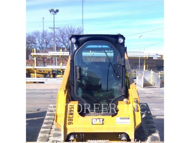 CATERPILLAR MINICARGADORAS 289D equipment  photo 4