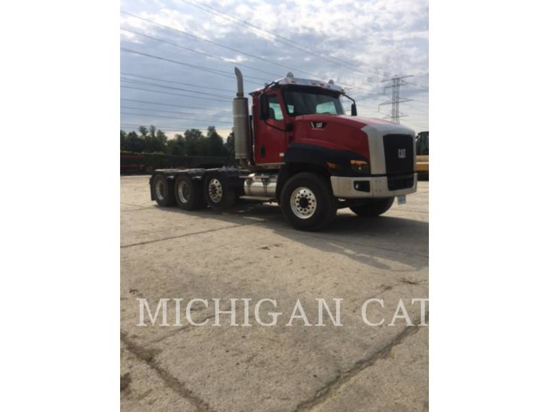 CATERPILLAR ON HIGHWAY TRUCKS CT660 TS15M18 equipment  photo 2
