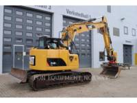 CATERPILLAR TRACK EXCAVATORS 314D equipment  photo 3
