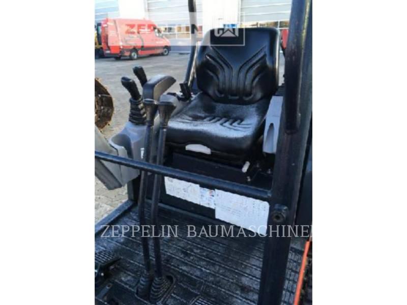 KUBOTA CORPORATION トラック油圧ショベル KX016-4 equipment  photo 4