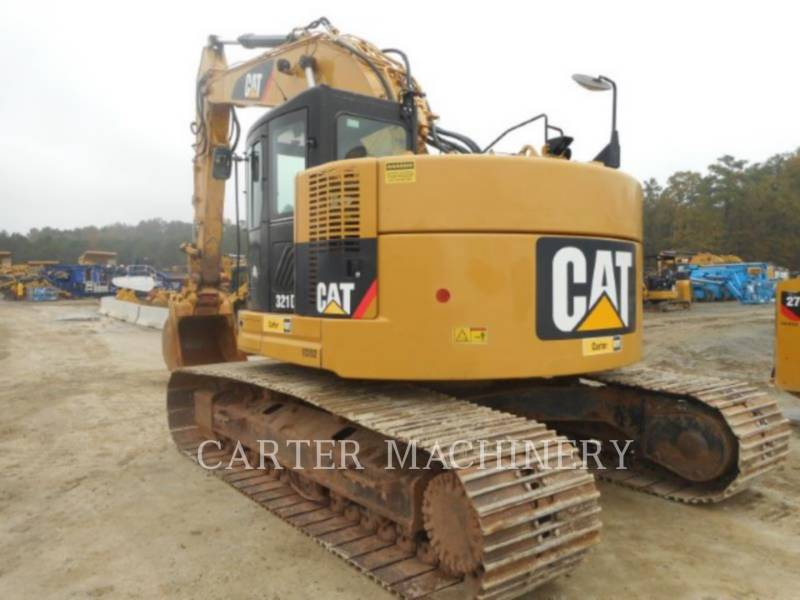 CATERPILLAR KETTEN-HYDRAULIKBAGGER 321 D LCR equipment  photo 2