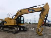 CATERPILLAR TRACK EXCAVATORS 328DL HMR equipment  photo 2