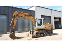 Equipment photo LIEBHERR A314 ESCAVATORI GOMMATI 1