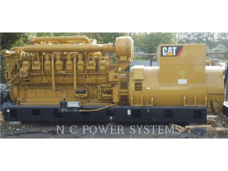 CATERPILLAR STATIONARY GENERATOR SETS 3516C equipment  photo 1