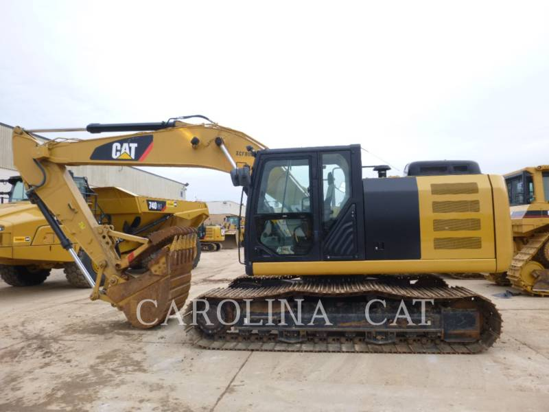 CATERPILLAR EXCAVADORAS DE CADENAS 323FL TH equipment  photo 2