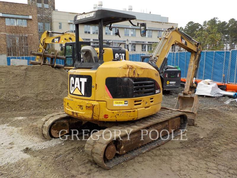 CATERPILLAR TRACK EXCAVATORS 304C CR equipment  photo 10