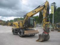 CATERPILLAR WHEEL EXCAVATORS M 313 D equipment  photo 1