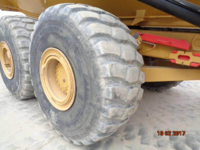 CATERPILLAR TOMBEREAUX ARTICULÉS 740B equipment  photo 21