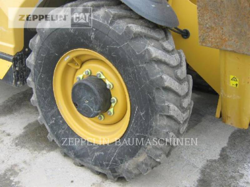 CATERPILLAR TELEHANDLER TH417C equipment  photo 19