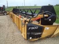 Equipment photo LEXION COMBINE F900 HEADERS 1