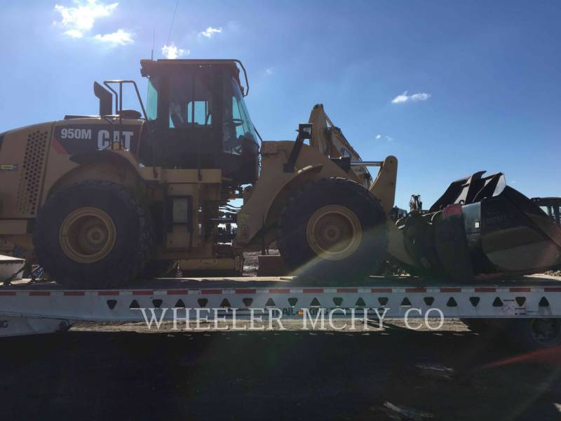 CATERPILLAR PALE GOMMATE/PALE GOMMATE MULTIUSO 950M QCF equipment  photo 3
