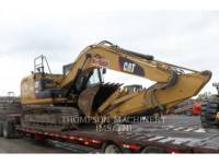 CATERPILLAR TRACK EXCAVATORS 316E THB equipment  photo 1