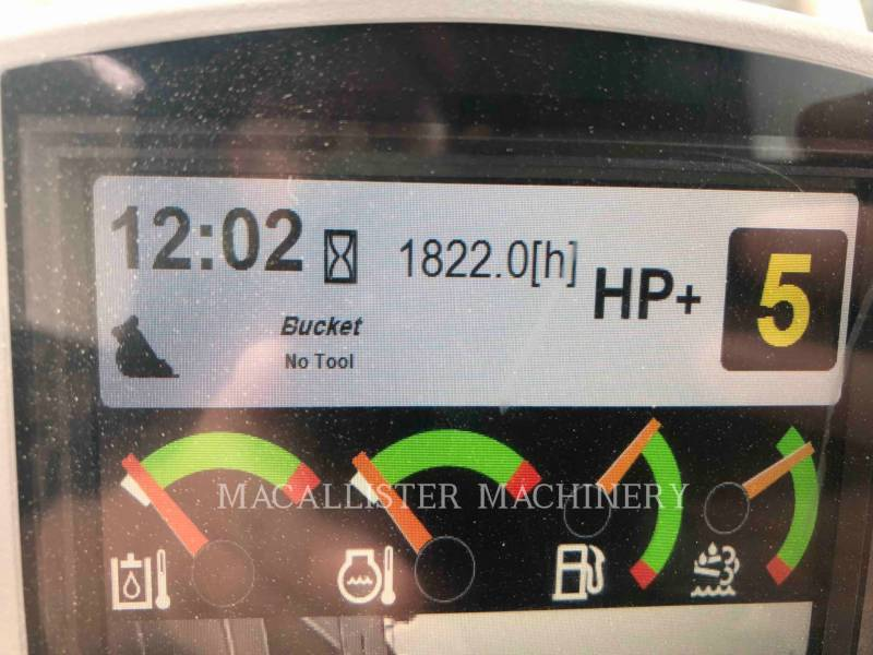 CATERPILLAR TRACK EXCAVATORS 326FL equipment  photo 10