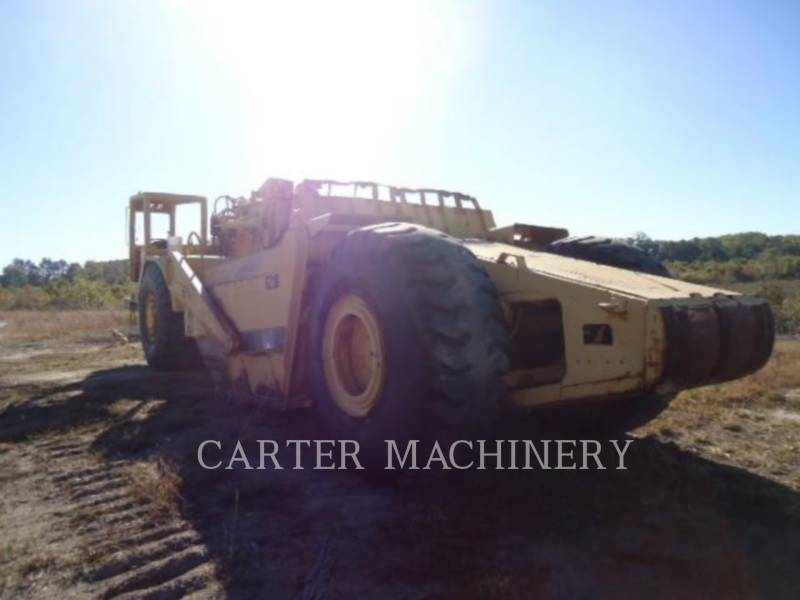 CATERPILLAR WHEEL TRACTOR SCRAPERS 621B equipment  photo 2