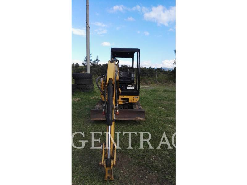 CATERPILLAR RUPSGRAAFMACHINES 302.7DCR equipment  photo 3