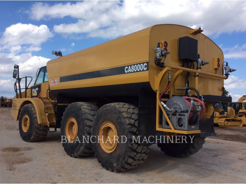 CATERPILLAR WATER TRUCKS 740B WT equipment  photo 5