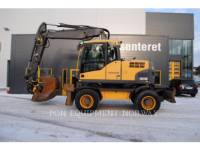 VOLVO PELLES SUR CHAINES EW140C equipment  photo 6
