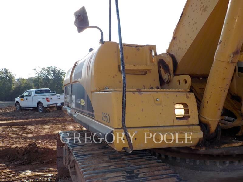 CATERPILLAR TRACK EXCAVATORS 330C L equipment  photo 6