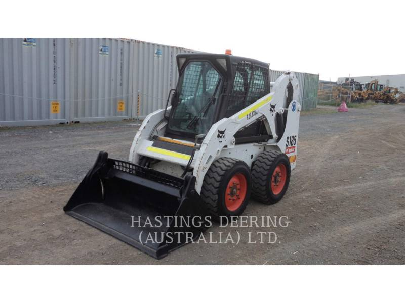 BOBCAT SKID STEER LOADERS S185_BC equipment  photo 1