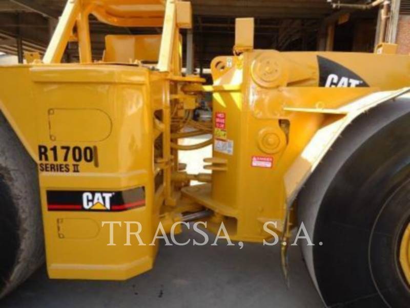 ELPHINSTONE UNDERGROUND MINING LOADER R1700 II equipment  photo 5