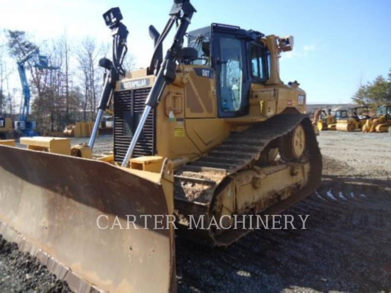 CATERPILLAR TRACTEURS SUR CHAINES D6TXW GPS equipment  photo 3