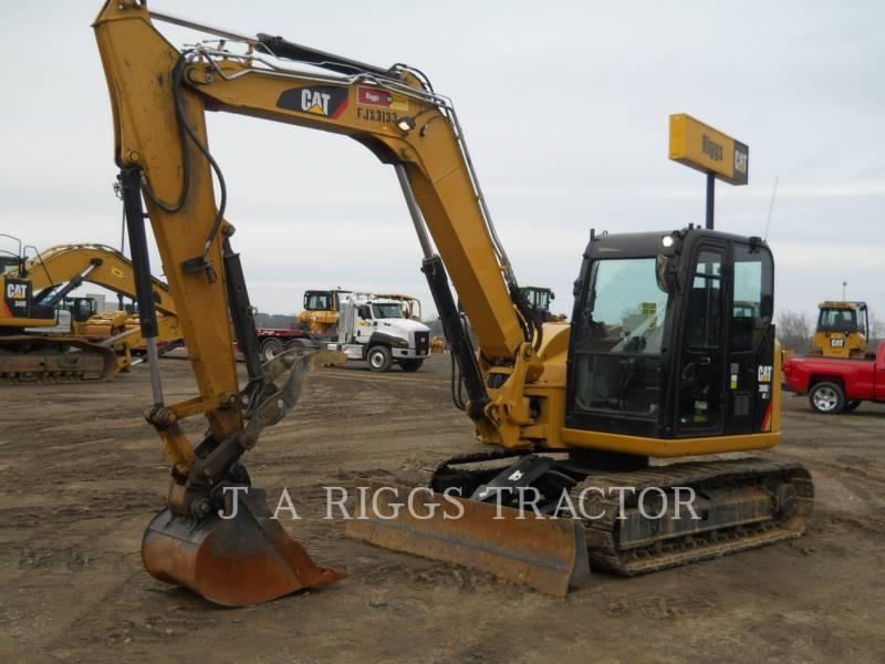 CATERPILLAR TRACK EXCAVATORS 308E equipment  photo 1