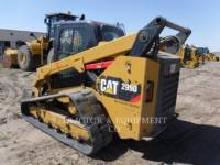 CATERPILLAR MULTI TERRAIN LOADERS 299D equipment  photo 5