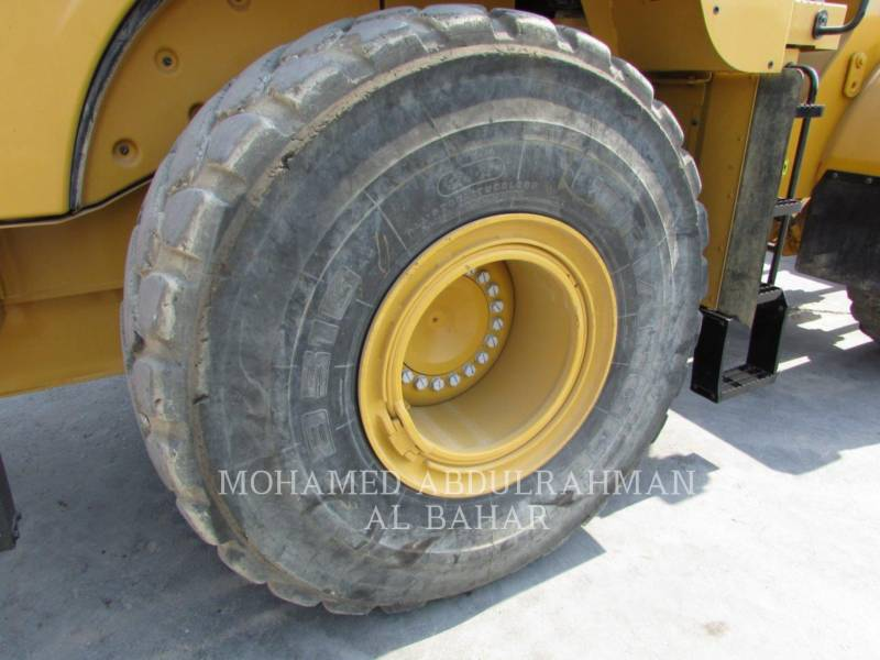 CATERPILLAR PALE GOMMATE/PALE GOMMATE MULTIUSO 966H equipment  photo 15