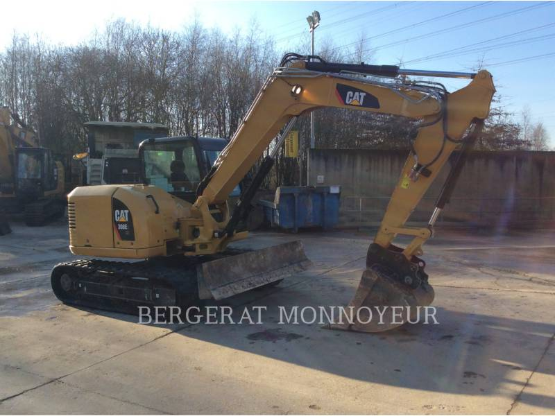 Caterpillar EXCAVATOARE PE ŞENILE 308E2 CR equipment  photo 4