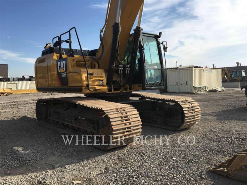 CATERPILLAR TRACK EXCAVATORS 336F L CF equipment  photo 5