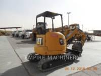 CATERPILLAR KOPARKI GĄSIENICOWE 303ECR equipment  photo 2